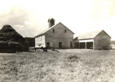 Village of Glenwillow Historical Photos - Barn