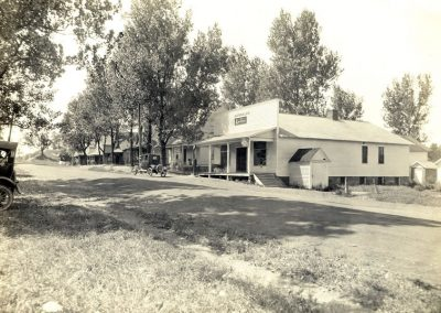 Village of Glenwillow Historical Photos - Company Store