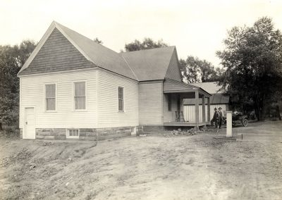 Village of Glenwillow Historical Photos - Farm House