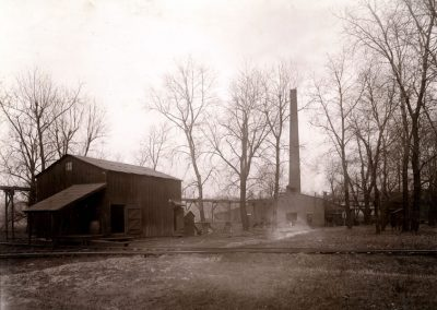 Village of Glenwillow Historical Photos - Furnace