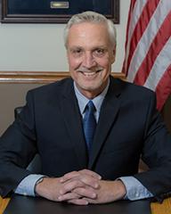 Mayor Mark A. Cegelka