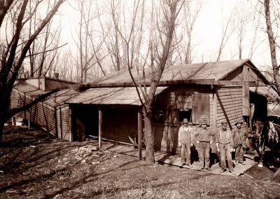 Village of Glenwillow Historical Photos - Shed