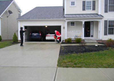 Visit From Santa Claus 2012 002