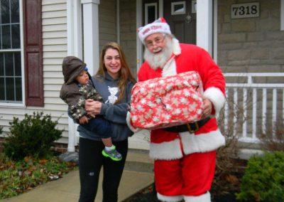 Visit From Santa Claus 2012 011