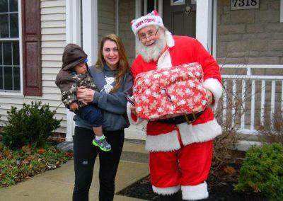 Visit From Santa Claus 2012 012