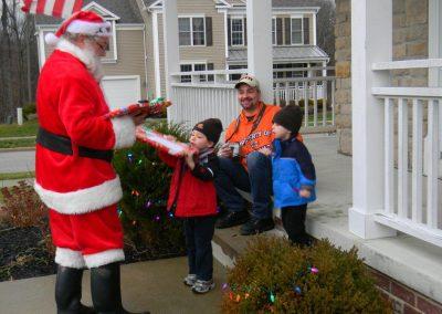 Visit From Santa Claus 2012 014