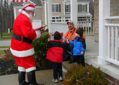 Visit From Santa Claus 2012 015