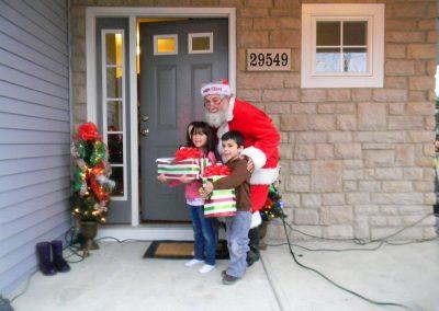Visit From Santa Claus 2012 018