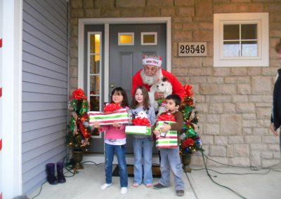 Visit From Santa Claus 2012 020