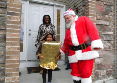 Visit From Santa Claus 2012 024
