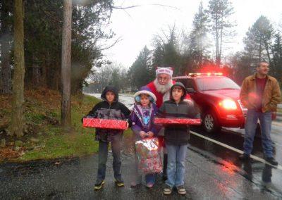 Visit From Santa Claus 2012 026