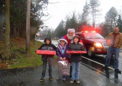 Visit From Santa Claus 2012 027