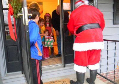 Visit From Santa Claus 2012 029