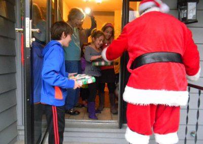 Visit From Santa Claus 2012 031