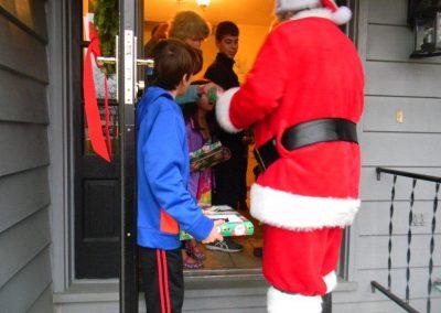 Visit From Santa Claus 2012 034