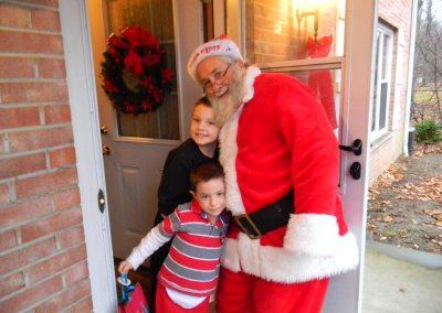 Visit From Santa Claus 2012 036