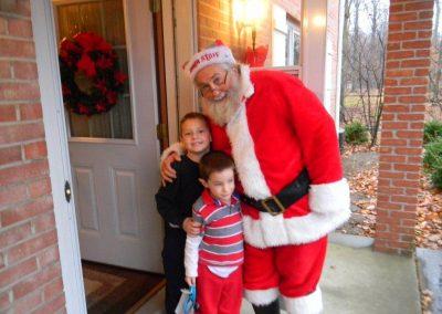 Visit From Santa Claus 2012 038