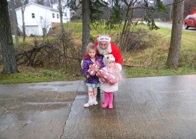Visit From Santa Claus 2012 040