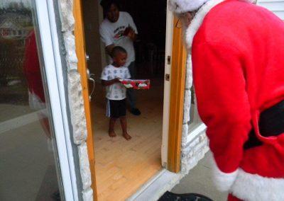 Visit From Santa Claus 2012 044