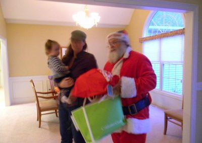 Visit From Santa Claus 2012 057