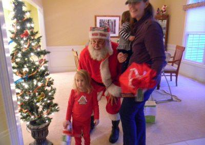 Visit From Santa Claus 2012 059