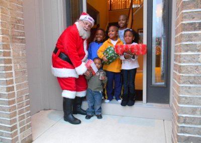 Visit From Santa Claus 2012 067