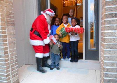 Visit From Santa Claus 2012 068