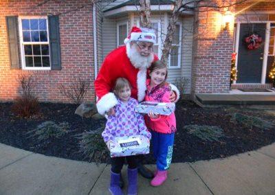 Visit From Santa Claus 2012 070