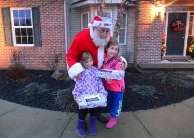 Visit From Santa Claus 2012 071