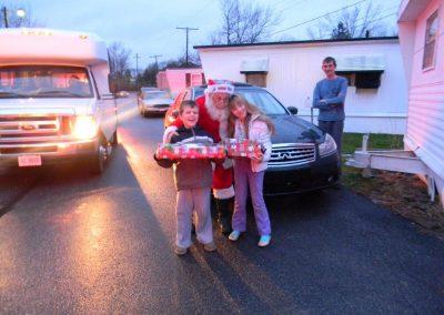 Visit From Santa Claus 2012 075