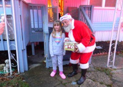 Visit From Santa Claus 2012 076