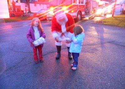 Visit From Santa Claus 2012 079