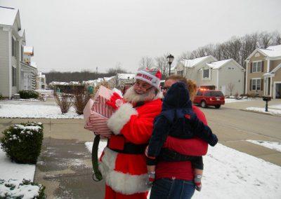 Santa Delivery 2013 001