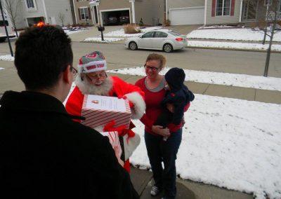 Santa Delivery 2013 002