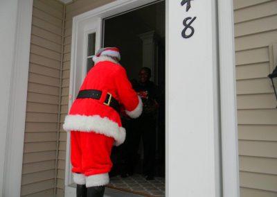 Santa Delivery 2013 006