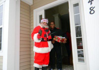 Santa Delivery 2013 009