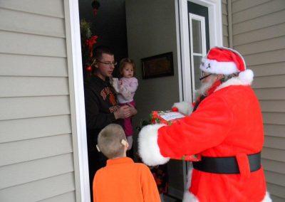 Santa Delivery 2013 010