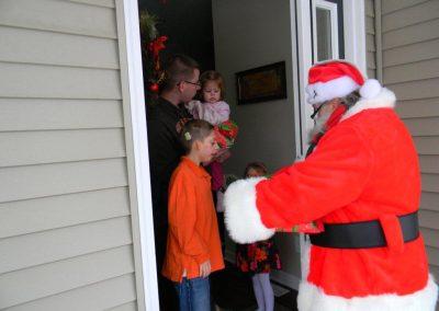 Santa Delivery 2013 011