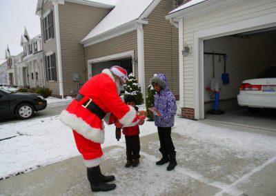 Santa Delivery 2013 012