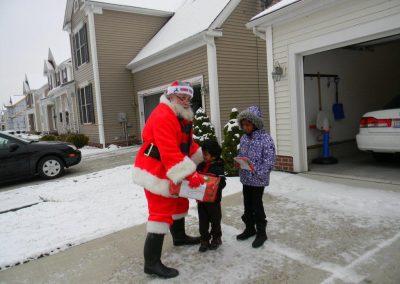 Santa Delivery 2013 013