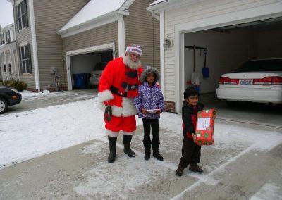 Santa Delivery 2013 014