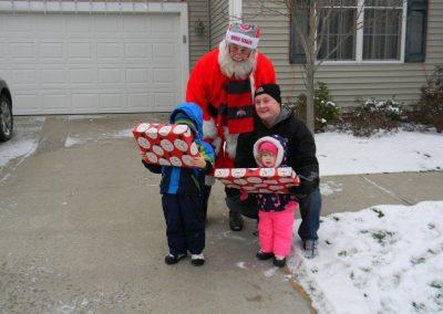 Santa Delivery 2013 017