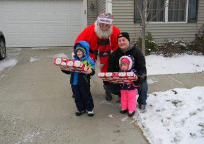Santa Delivery 2013 018
