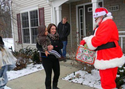 Santa Delivery 2013 020