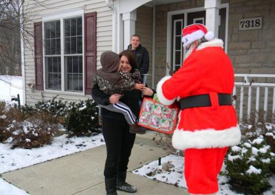 Santa Delivery 2013 021