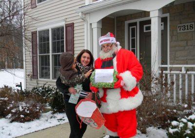 Santa Delivery 2013 023