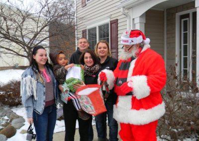 Santa Delivery 2013 025