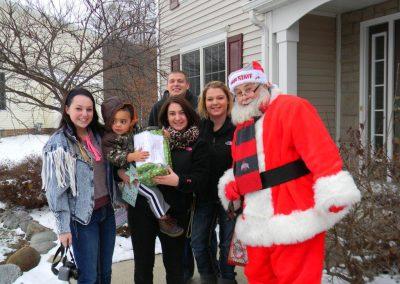 Santa Delivery 2013 026