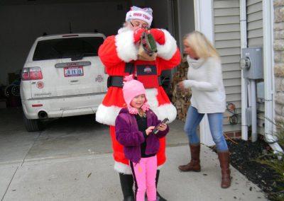 Santa Delivery 2013 027