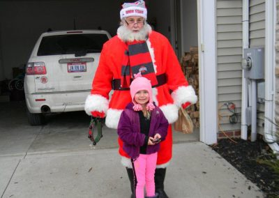 Santa Delivery 2013 029